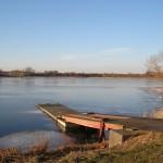 Vandet er ved at blive flydende igen efter endnu en lang og kold vinter.